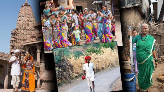 Photo tour of India