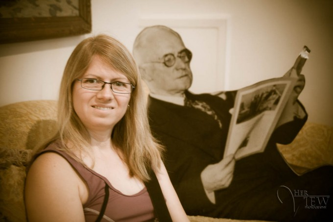 george eastman and I