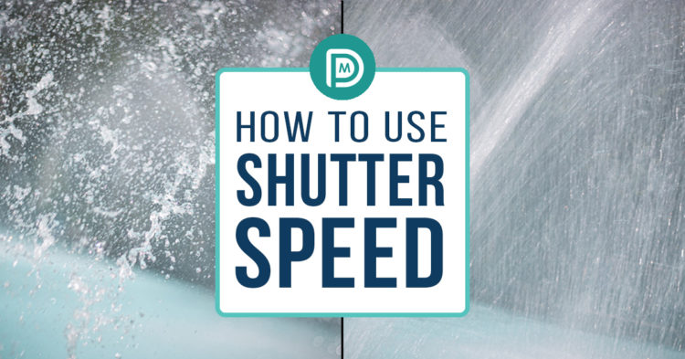 How to Blur Photos or Freeze Motion Using Shutter Speed