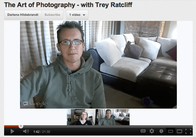 Interview with Trey Ratcliff – HDR Photographer and Author