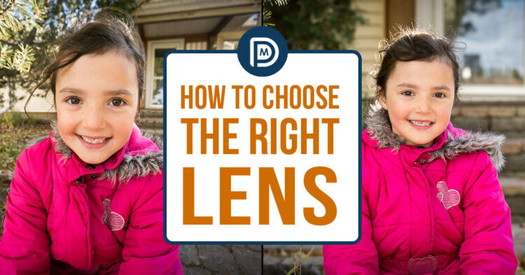 Camera Lenses Explained – How to Choose the Right Lens For the Job