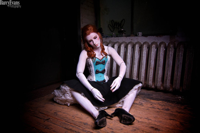 doll collection photography project by Darcy Evans