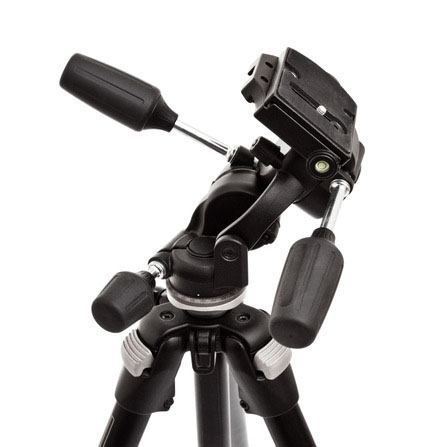 3-way tripod head