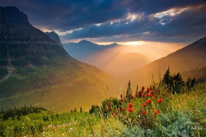 Jay Patel mountain scenic landscape photo