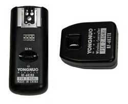 yongnuo radio trigger
