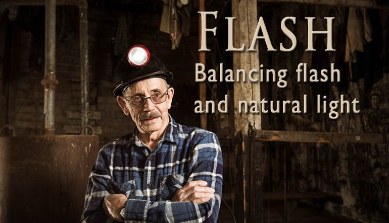 Balancing Flash and Natural Light for Portraits