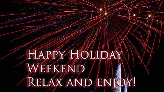 Celebration week fireworks