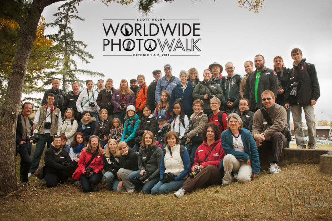 Worldwide photowalk group 2011