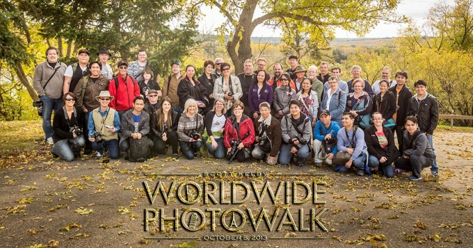 I've led walkd for the official Worldwide photowalk for the last 4 years and several others on my own just for the fun of it.