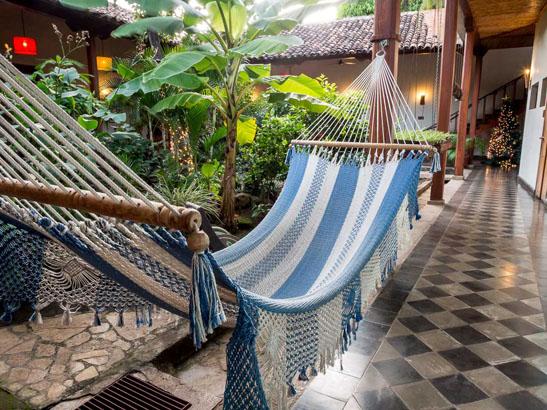 Hotel con corazon hammock