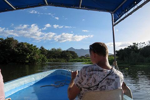 isleta granada nicaragua boat tour