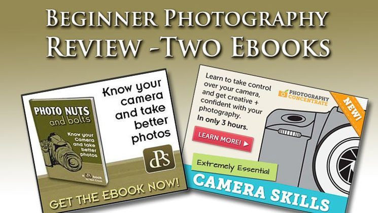 Beginner Photography Ebooks – two reviews in one