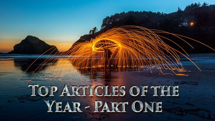 Top Photography Articles of 2013