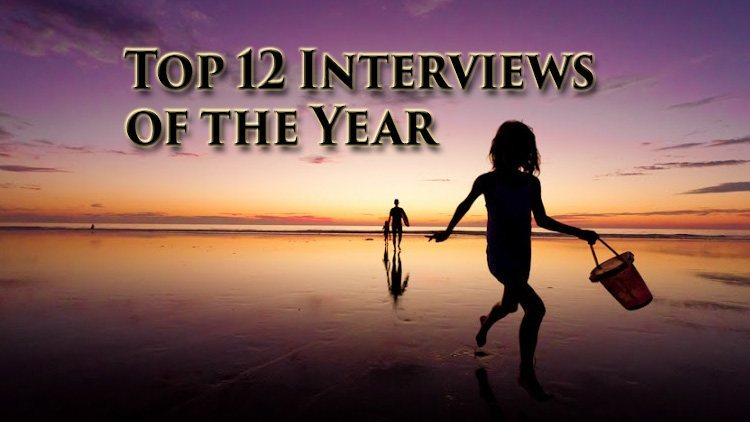 Top 12 Interviews from 2013