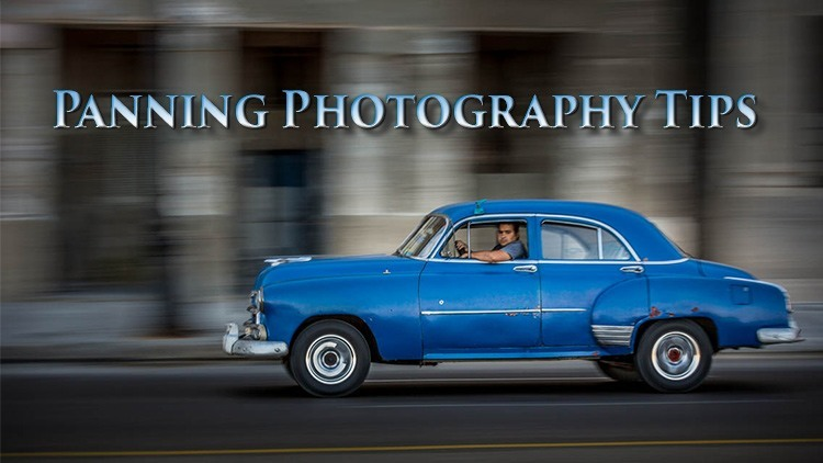 Panning: How to Add a Sense of Motion to Your Shots