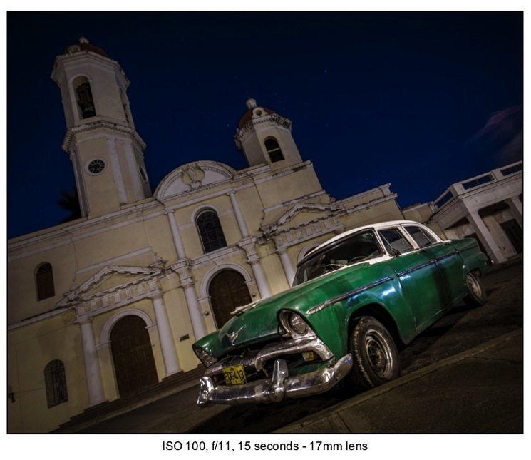 Low light photography exposure 13