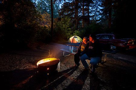 campfire photography oregon night photography workshop