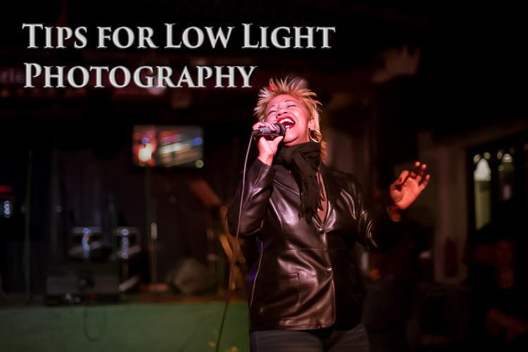 Tips for Low Light Photography