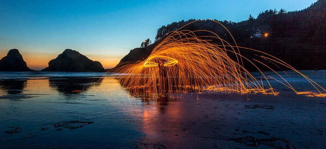 Night Photography Workshop Oregon Coast