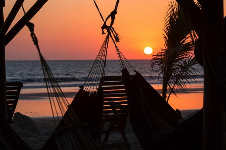 Nicaragua 046 sunset