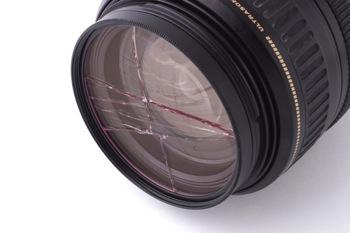 Broken uv filter xs