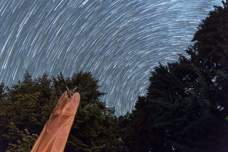 How to Photograph Star Trails and the Milky Way