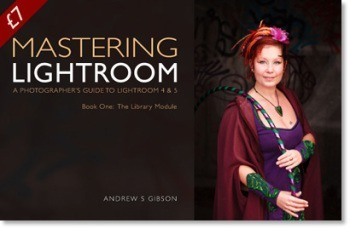 Mastering-Lightroom Book one the Library Module