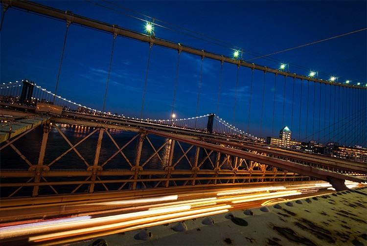 Guide to Photographing Light Trails at Night