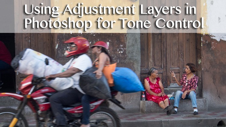 How to Use Adjustment Layers in Photoshop for Tone Control