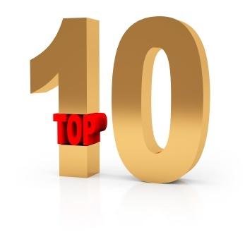 Gold top 10 winner