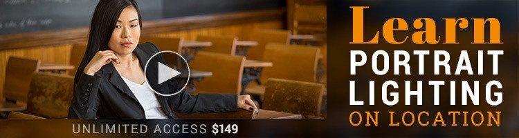 portrait photography course online