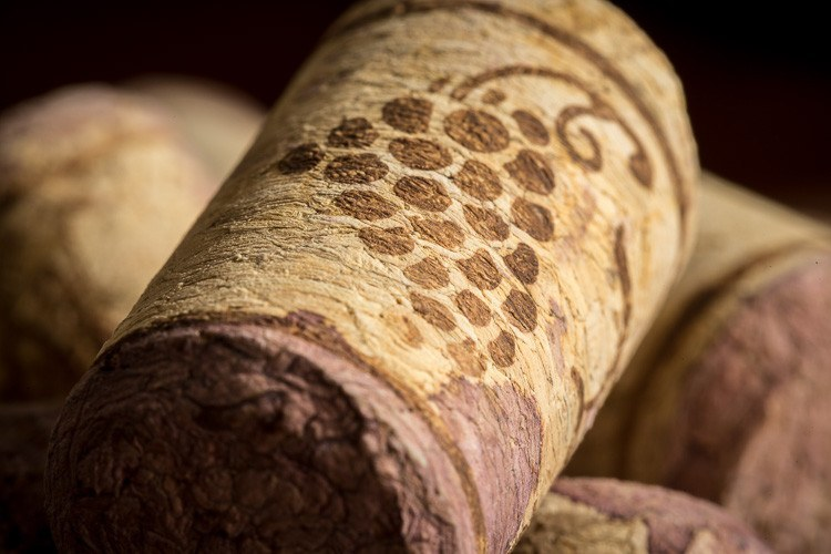 macro photography challenge example close up of wine corks showing details