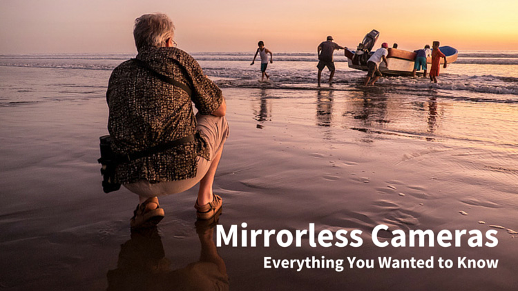 everything you ever wanted to know about mirrorless cameras