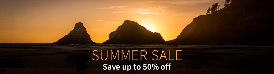 Summer photography sale