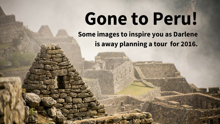 Buen Viaje – Take a Virtual Journey to Peru with these Magical Images