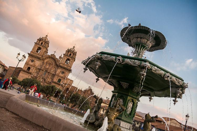 Plaza de Armas - Cusco Peru