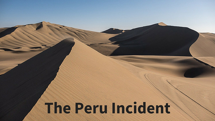 The Peru Incident