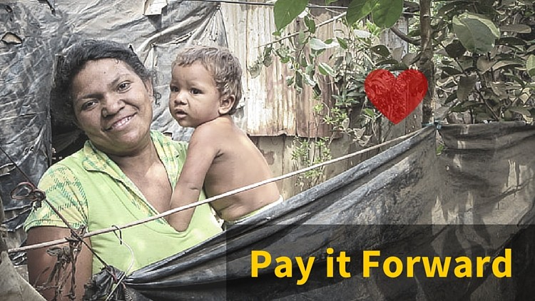 Pay it Forward – Coming Full Circle