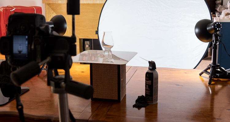 How to light glassware 750px 23