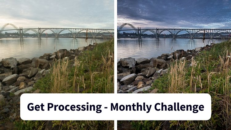 Get Processing – August Photography Challenge