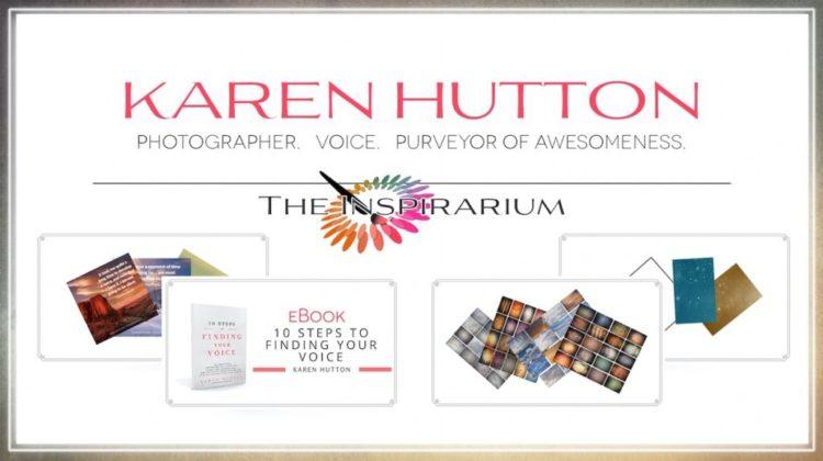 Karen Hutton Inspirarium cover
