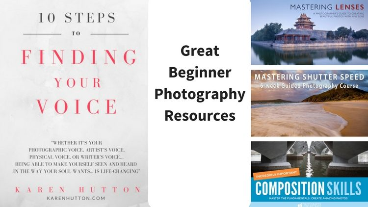 great resources for beginner photographers