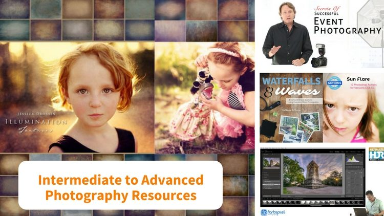 Great Intermediate photographer Resources