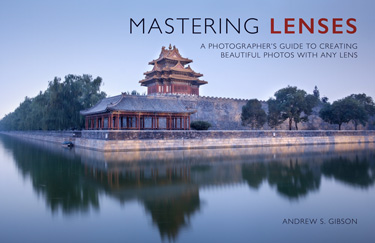 mastering lenses andrew s gibson  ebook cover