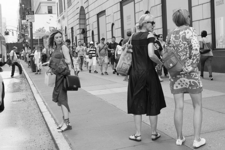 5th Ave. Street photography mistakes