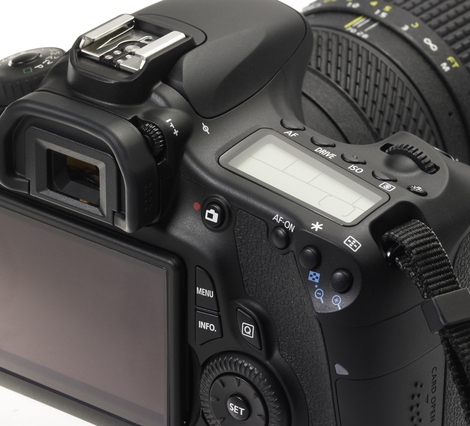 Get to know ALL the buttons and dials on your camera.