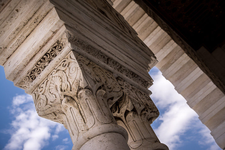 Architectural details Travel Photography Tips