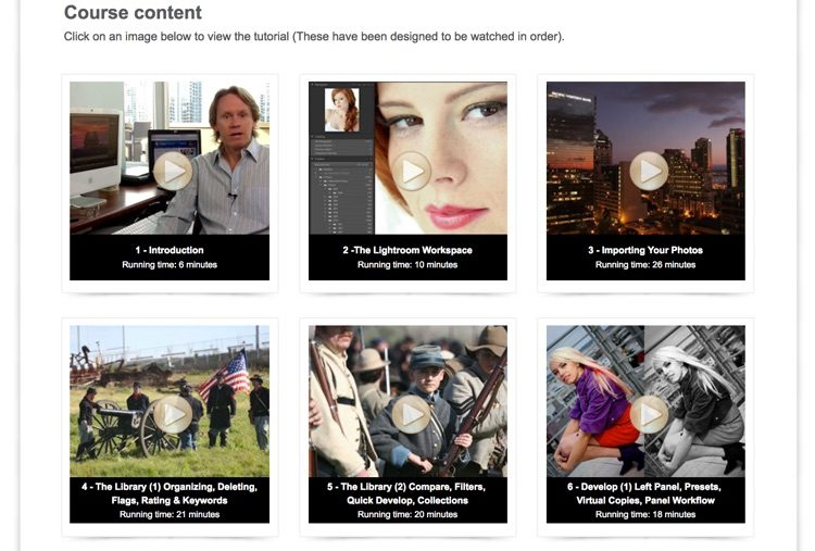 Review: Lightroom Made Easy an Online Lightroom Course by Phil Steele