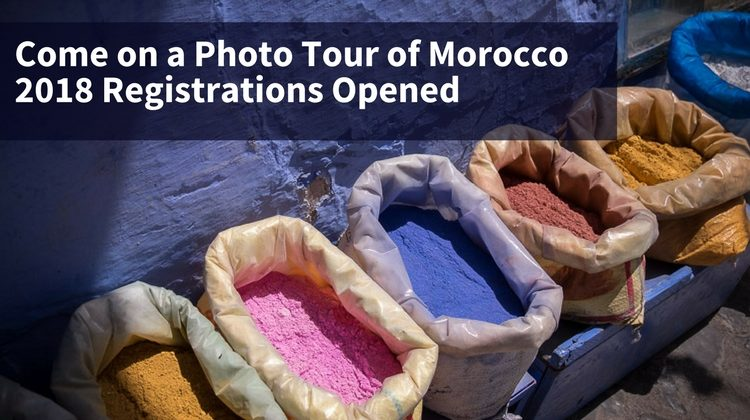 Come on a Photo Tour of Morocco