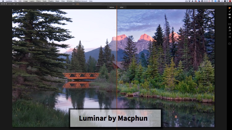 Luminar photo processing software review by Darlene